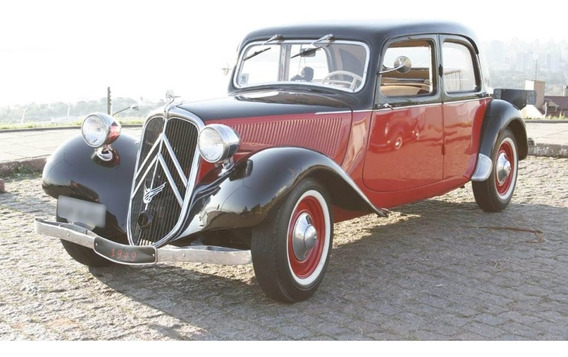 Citroën Traction Avant 11 - 1949 49 - Original - Antigo