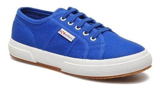 Zapatilla Superga Original 2750 Cotu Classic - Steel Blue