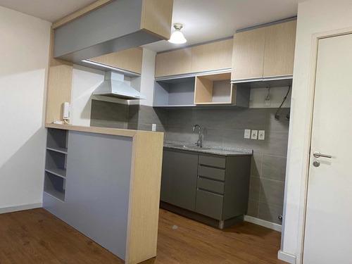 Divino Y Moderno Apto 2 Dormitorios Al Frente Con Garage