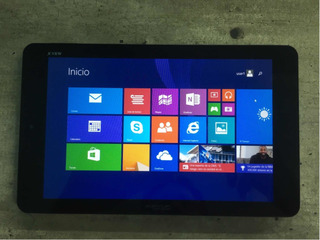 Tablet Con Teclado X-view Quantum Carbono - Outlet