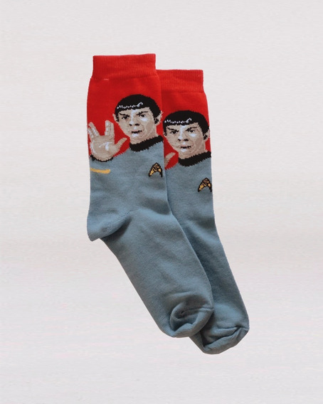 Medias Largas Spock
