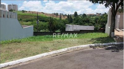 Terreno Residencial À Venda, Condomínio Residencial Canterville , Valinhos - Te3141. - Te3141