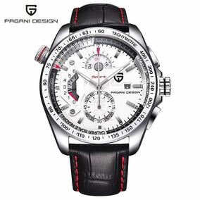 Relógio Luxo Masculino Pagani Design Original