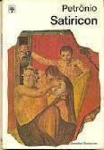Livro Satiricon - Coleção Grandes Sucessos Petrônio