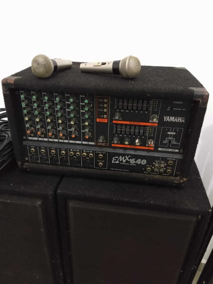 Jogo De Som Cabeçote Yamaha Emx 640