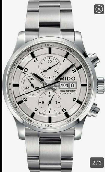Reloj Mido Multifort Automatik Chronograph M005.614.11.061.0