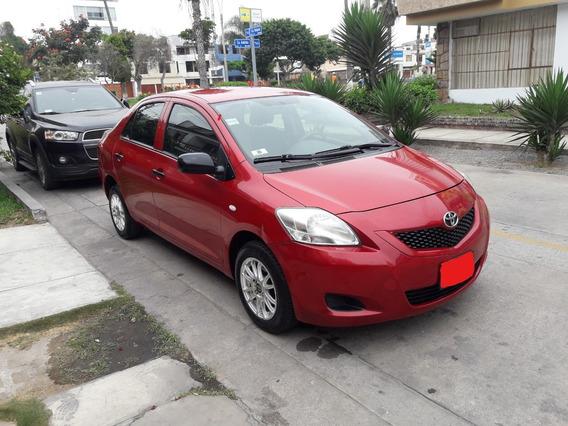 Toyota Yaris 2009 Único Dueño 1.3 Cc Excelente Estado