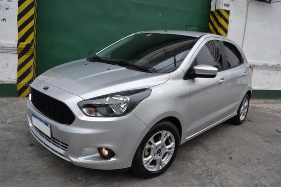 Ford Ka Sel 2018 / 30.000km / En Garantia - Services Oficial