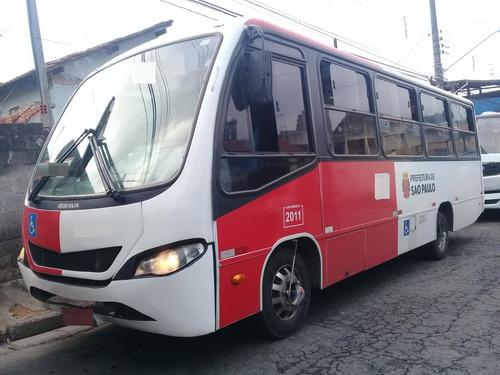 Micro Onibus Ibrava Apollo Vw 9150 2011 2012 02p 23l