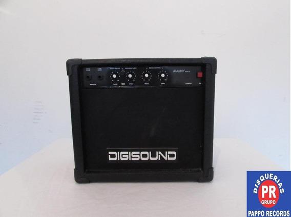 Amplificador De Guitarra Digisound 15w. Pappo Records