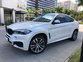 Bmw X6 4.4 4x4 50i Coupé 8 Cilindros 32v Bi-turbo Gasolina 4