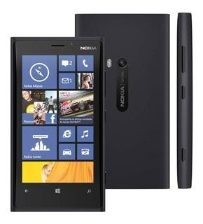 Nokia Lumia 920 / Não Funciona / Trava Na Tela Incial