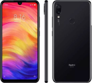 Smartphone Xiaomi Redmi Note 7 64g 4gb Ram Camera 48mp Telefone Celular Android