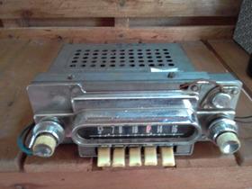 Rádio Antigo Ford     Rc - 19  J