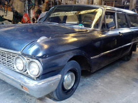 Ford Country Sedan 1961- V8