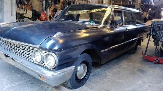 Ford Galaxie Country Sedan 1961- V8