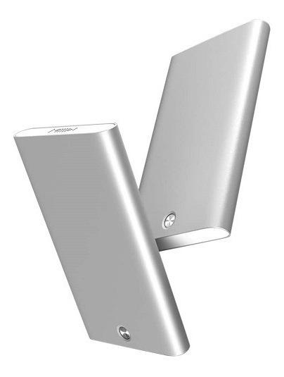 Porta Cartão Xiaomi Carteira Metal Box Dinheiro Automático
