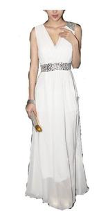 Vestido Largo - Fiesta - Matrimonio Elbauldecorina 010102