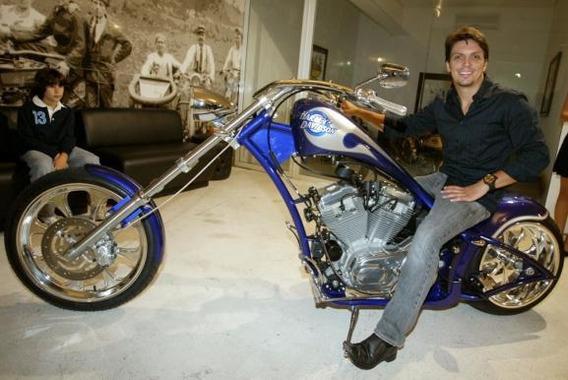 Harley Davidson Chopper T M Concerpt