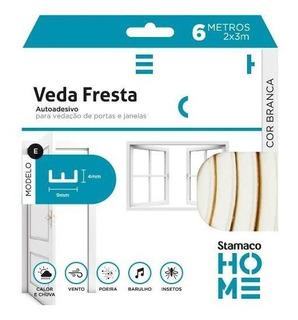Veda Porta Fresta Branco Modelo E Stamaco 6 Metros 5193