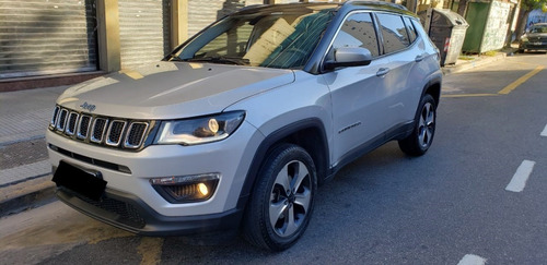Jeep Compass 2.4 Longitude 4x4