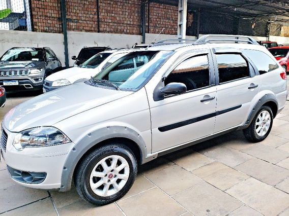 Fiat Palio Weekend 1.4 Attractive 8v