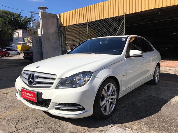 Mercedes-benz C200 1.8t Avantgard 2012