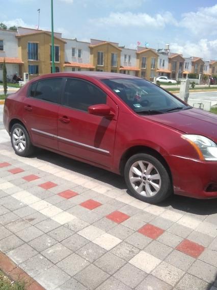 Nissan Sentra 2.0 Emotion Ee Cvt 2012