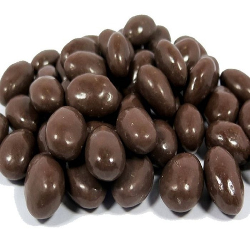 Imagen 1 de 1 de Almendras Con Chocolate Con Leche Kg