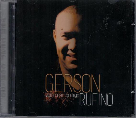 Cd Gerson Rufino - Vem Cear Comigo / Bônus Playback