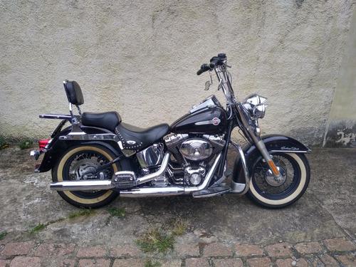 Imagem 1 de 8 de Harley Davidson Heritage Classic 1450 Cc Injetada Original
