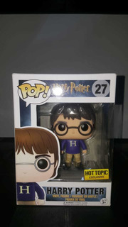 Funko Pop! Harry Potter (suéter) # 27 Hot Topic Exclusivo