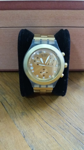 Relógio Swatch Trony Diaphane