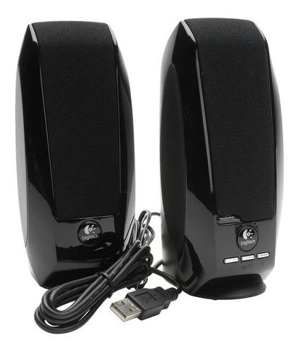 Logitech S150, Altavoces Estéreo Usb, Control Volumen