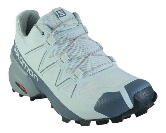 Zapatillas Mujer Salomon Speedcross 5 Trail Running Ic/hy
