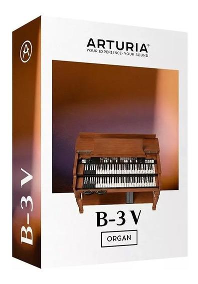 Software Arturia B3 V Hammond Original Licencia Oficial