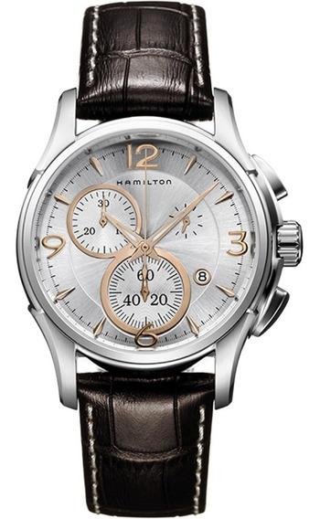 Reloj Hamilton Jazzmaster Chrono Quartz H32612555 Ghiberti