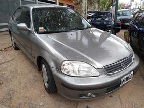Honda Civic 1.6 Lx At 2001