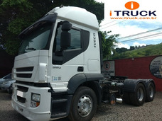 Iveco Stralis 380 6x2 2009/10 Tanqueiro = Mb Axor, Volvo Fh,