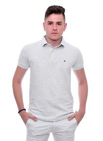 (cod. 126) - Camisa Polo Tommy Hilfiger Bege