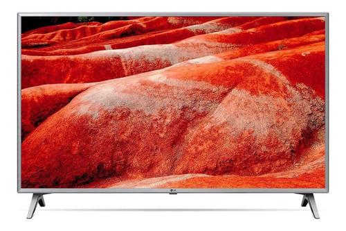 """Imagem 1 de 4 de Smart TV LG AI ThinQ 50UM7500PSB LED 4K 50"""" 100V/240V"""