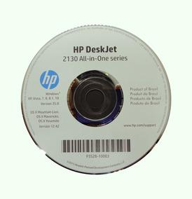 Cd Hp Deskjet 2136- 2130