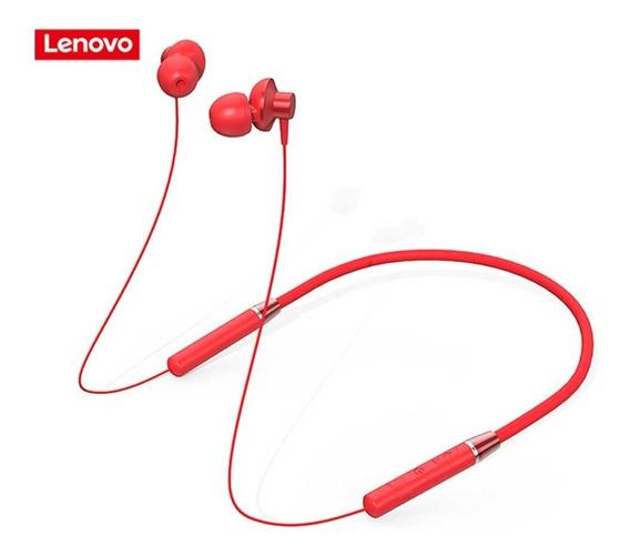 Fones De Ouvido De Lenovo He05 Bluetooth Cancelamento De Ruí
