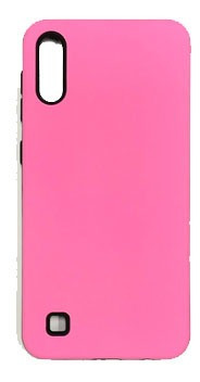 Protector 2 En 1 Samsung Galaxy A10 Color Rosa