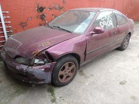 Honda Civic Ex 1993 Sucata Somente Peças