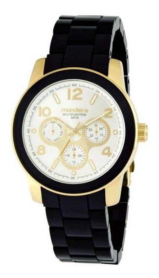 Relógio Mondaine Feminino Multifunção 94292lpmgdp8