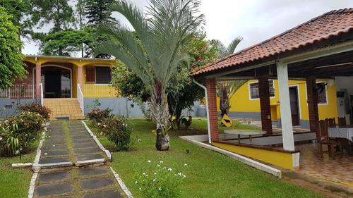 Chácara À Venda, 4 Quartos, 4 Suítes, Parque Residencial Itapeti - Mogi Das Cruzes/sp - 2617
