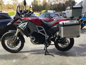 Moto Bmw F800gs Adv Roja 2017