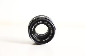 Lente Helios 58mm 2.0