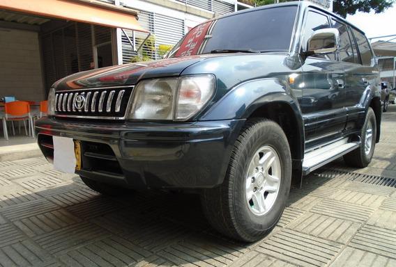 Toyota Prado Vx 3.2